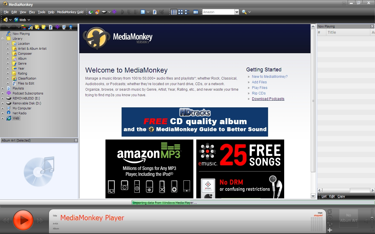 mediamonkey-introductory-splah-screen