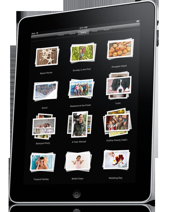 ipad-photo-albums
