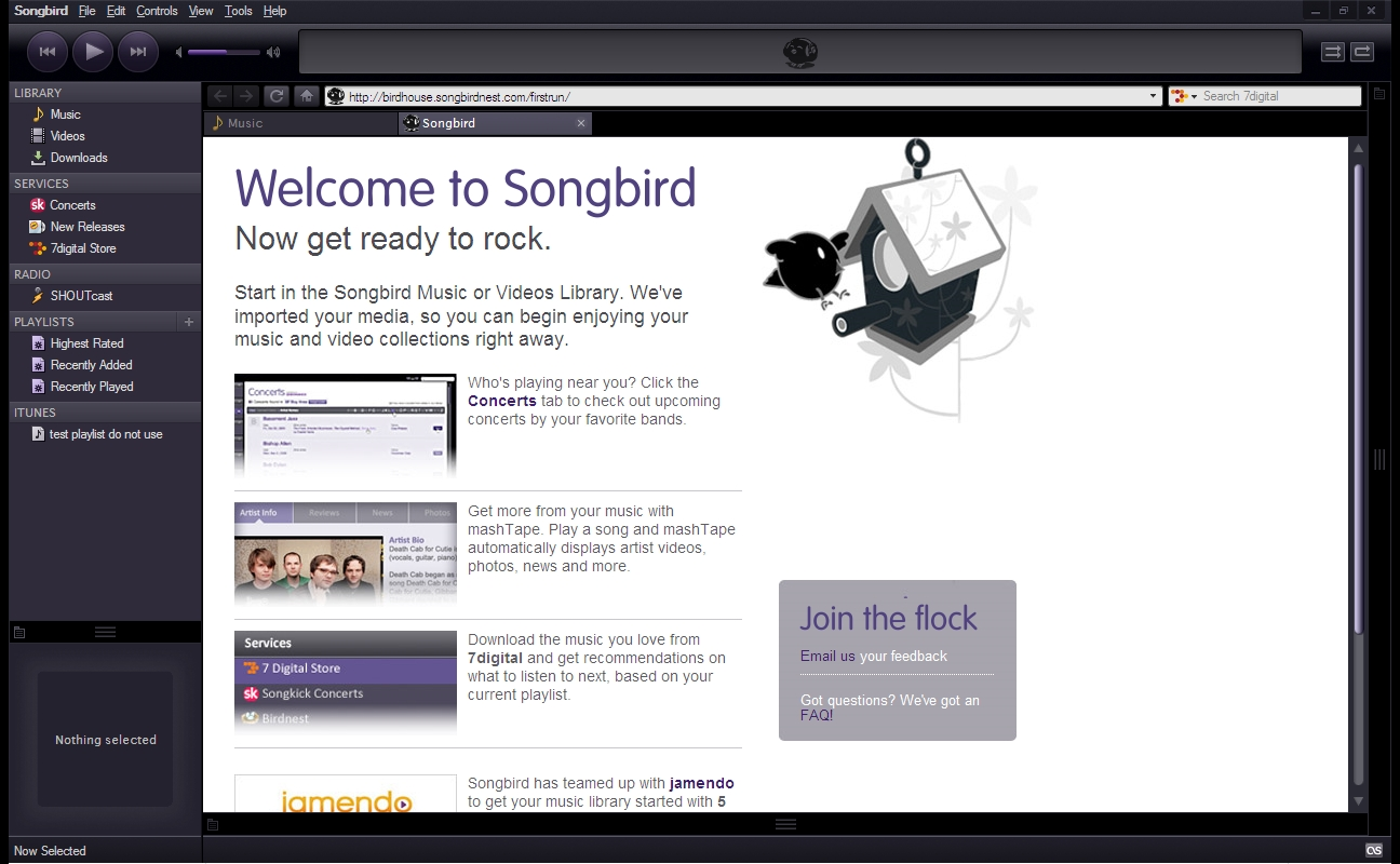 songbird-introductory-splash-screen