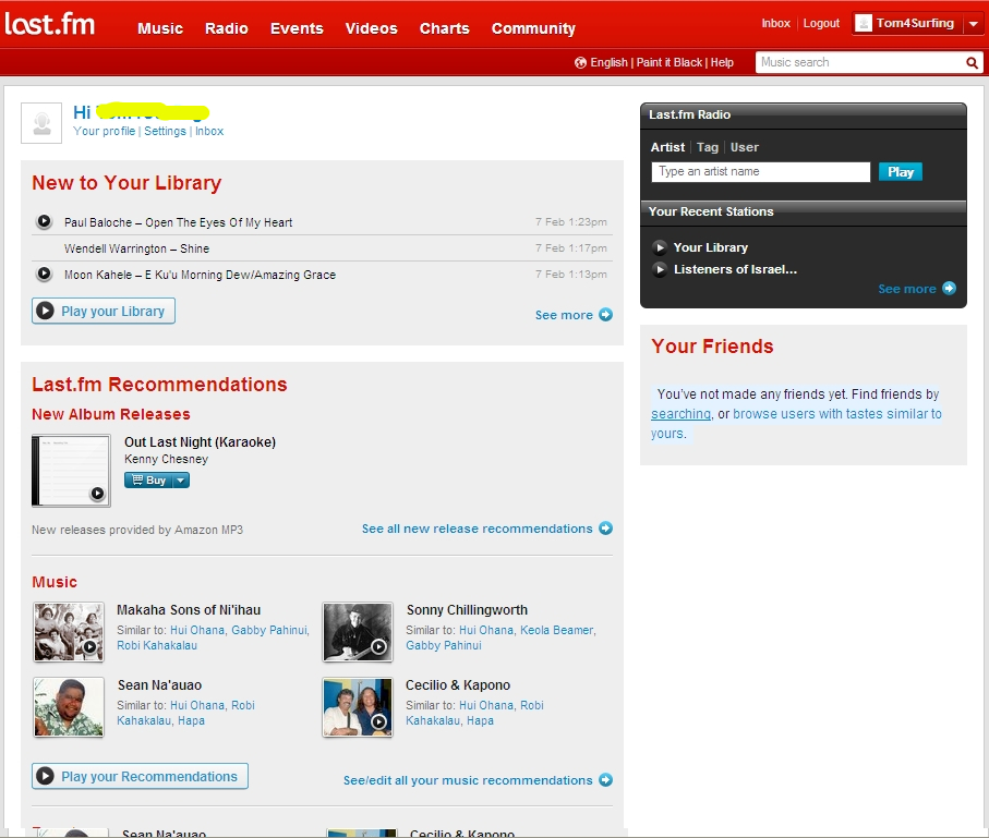lastfm-home