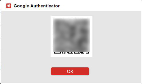 Google Authenticator-Bar Code