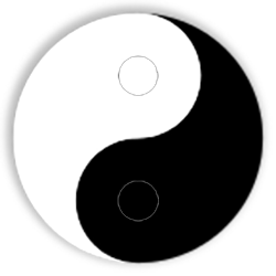250px-Yin_and_Yang simplistic